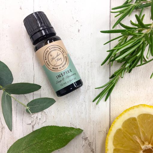 Heather May Aroma Oils: Delight, Revive, Inspire, Carefree, Boost, Unwind, Joy
