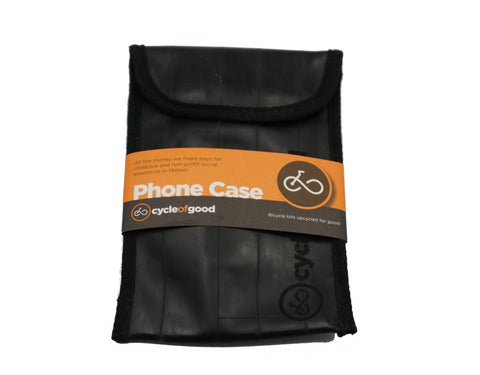Cycle Of Good Recycled Inner Tube Phone Case