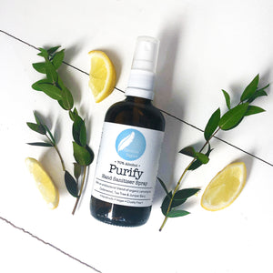 Corinne Taylor Purify Hand Sanitiser NEW ONLINE!!