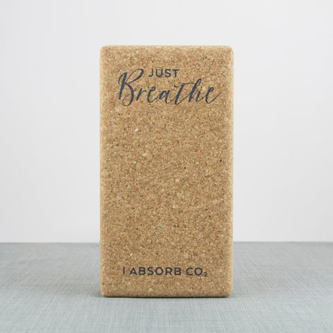 Liga Cork Just Breathe Yoga Block BRAND NEW ONLINE!!