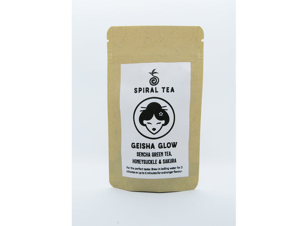 Spiral Tea - Geisha Glow, Calm Cleopatra, Awaken Amazon, Detox Guru, Zulu Strength NEW ONLINE!!