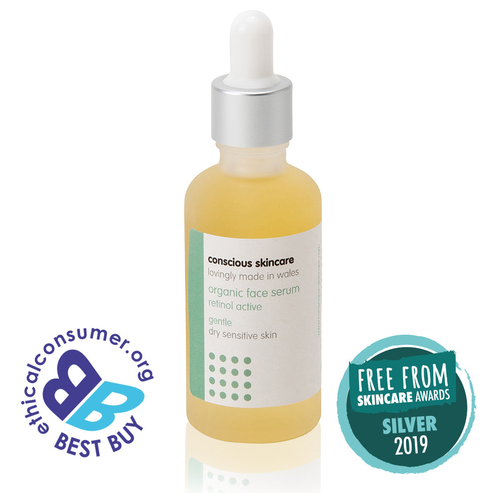 Conscious Skincare Serum: Gentle, Enrich, Rejuvenate ON SALE 10% OFF