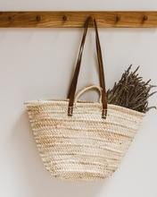 Goldrick Market Bag: Straw & Leather BRND NEW ONLINE!!