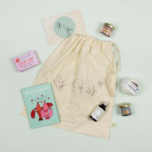 Eco Gift Bag HIS & HERS - NEW ONLINE!!