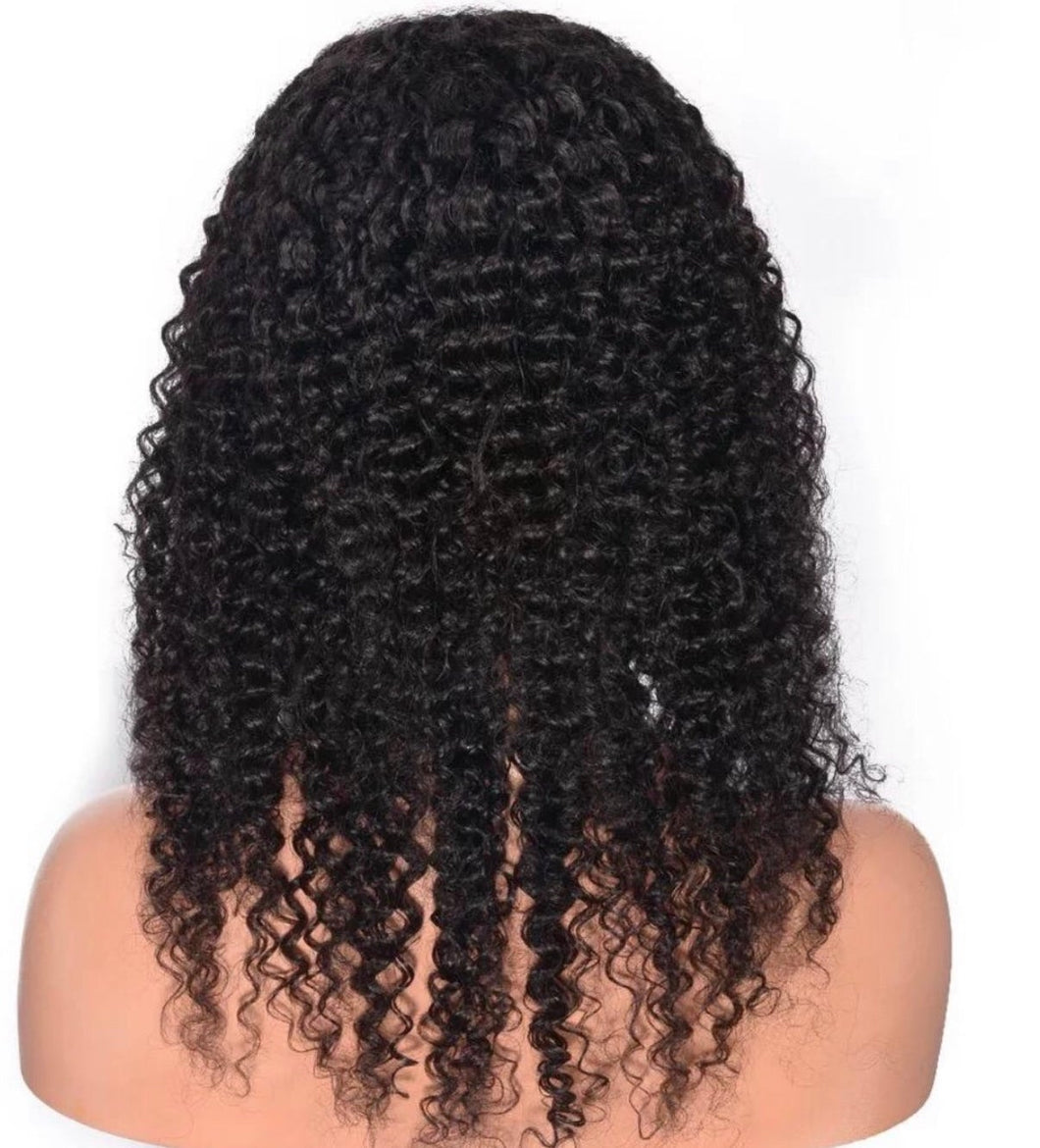 Frontal Wig Deep Curly