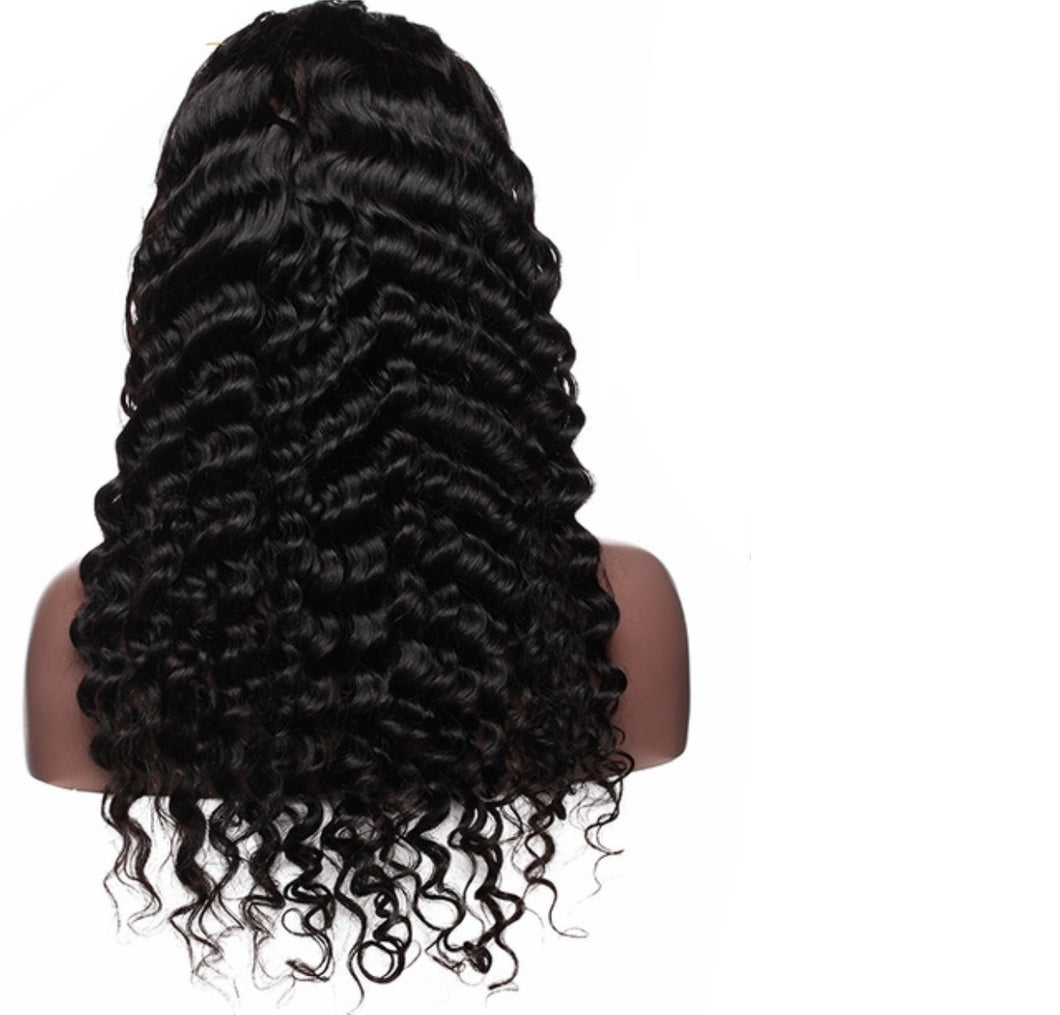 Frontal Wig Loose Wave