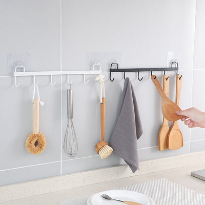 Adhesive Suction Cup Towel Hook