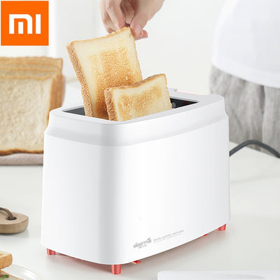 Automatic Electrical Meal Makin 'bread Toaster Sand Breakfast Tool