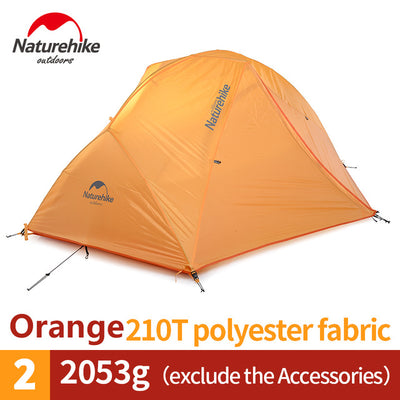 Ultralight 2 Person 4 Season Tent With Free Mat