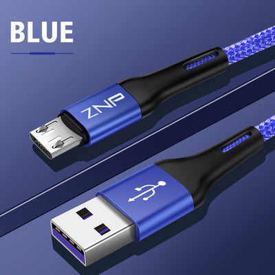 1m 2m Micro USB Cable