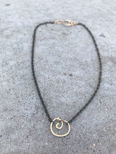 Load image into Gallery viewer, @ sign necklace