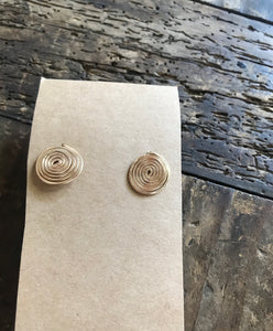 Variety of post earrings