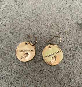 #harmonyheals earrings