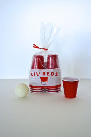 Lil' Reds Pack of 20 Cups