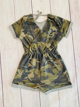 Load image into Gallery viewer, Camo Romper - jernijacks