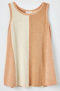 Colorblock Knit Tunic - jernijacks