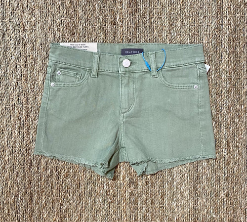 DL1961 Lucy Shorts Pistachio - jernijacks