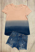 Load image into Gallery viewer, Hi-low Dip Dye Top - jernijacks