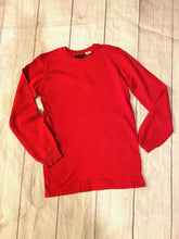 Load image into Gallery viewer, Long-sleeve Sweater, Red, Black, & Gray - jernijacks
