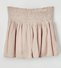 Load image into Gallery viewer, Mauve Smocked Waist Shorts - jernijacks