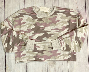 Mayoral Camo Top - jernijacks