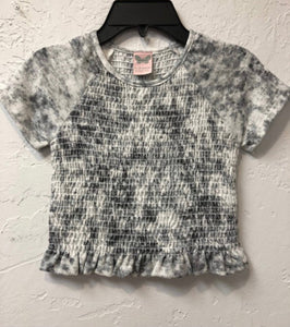 Smocked Square Neck Top - jernijacks