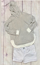 Load image into Gallery viewer, Striped Hoodie - jernijacks