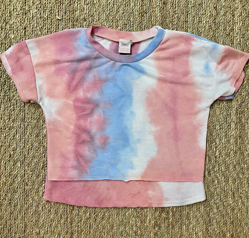 Tie-dye French Terry Top - jernijacks