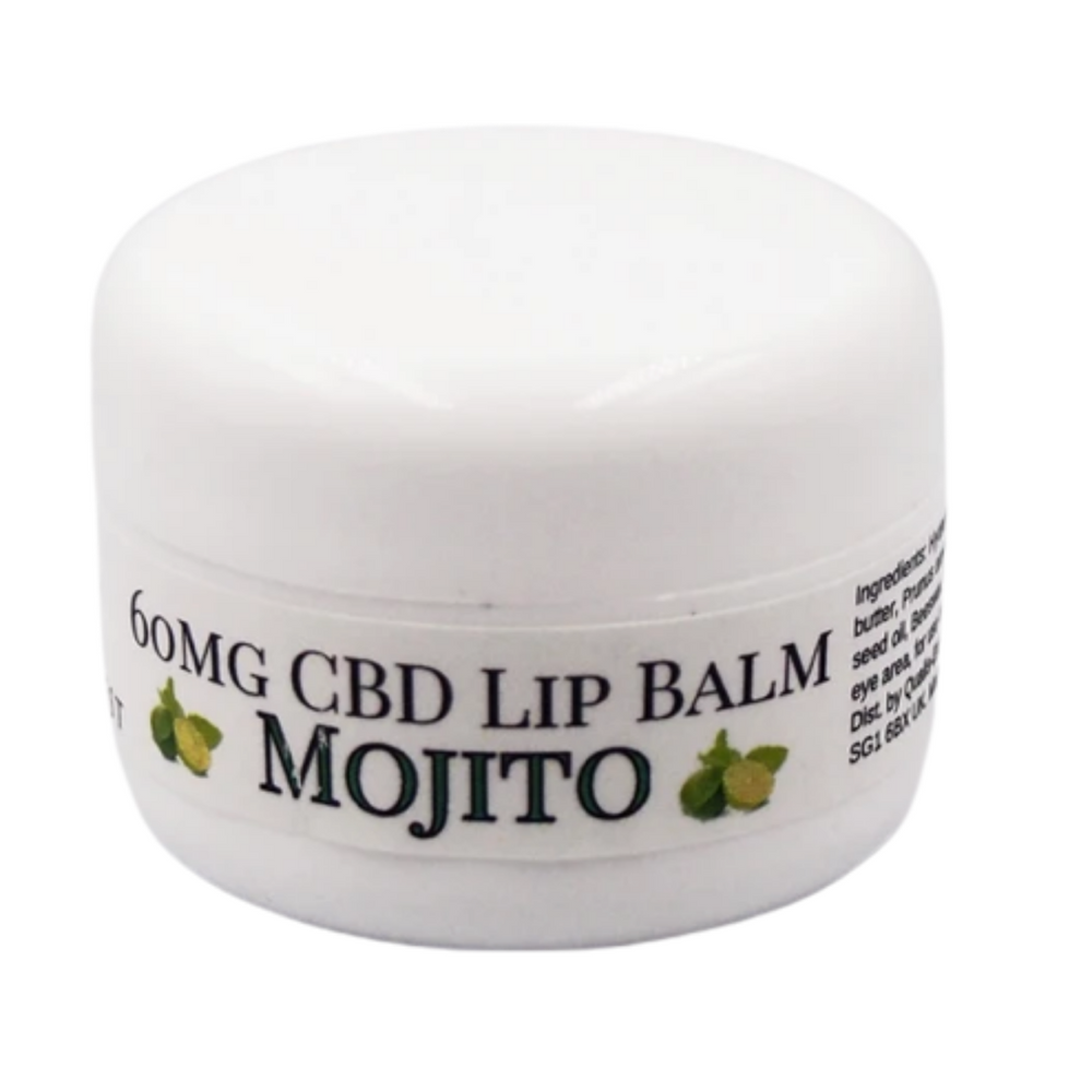 CBD Lip Balm - Pucker up you beauty
