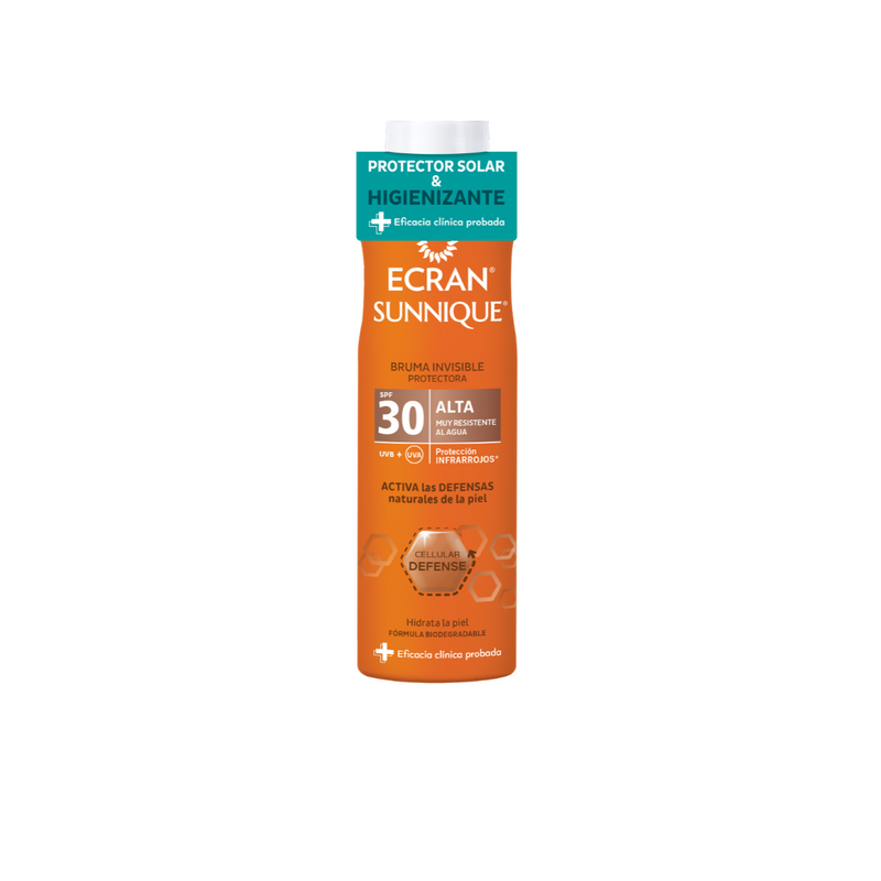 Bruma Protectora Invisible ECRAN SPF 30 - 250 ml