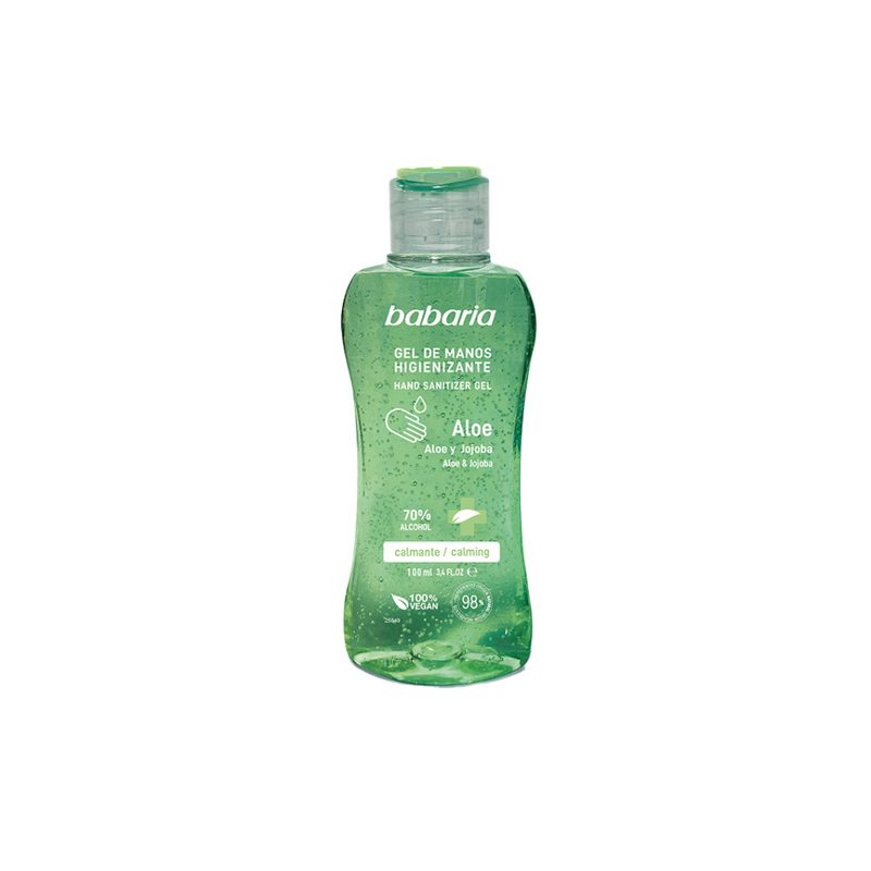 GEL DE MANOS HIGIENIZANTE ALOE 100 ml