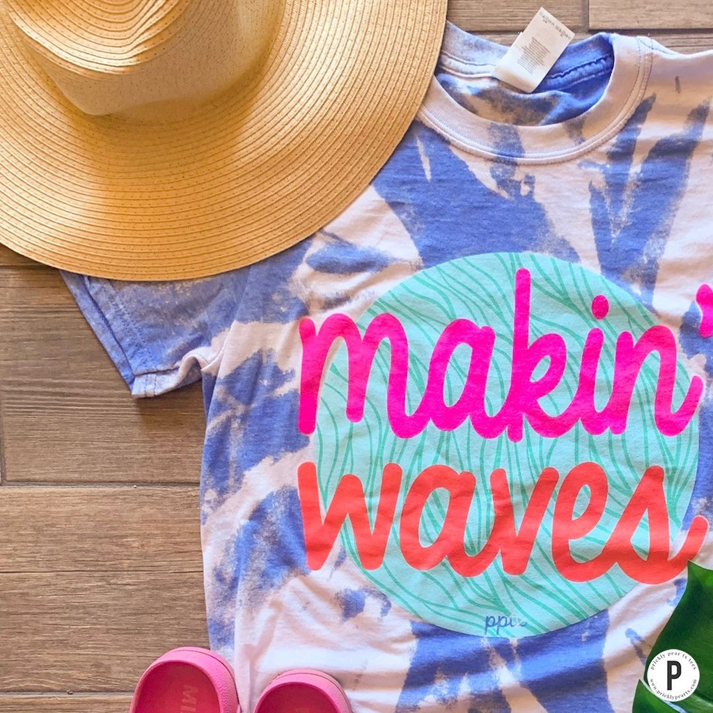 Makin Waves Tee