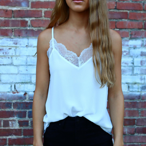 Dream About It Lace Cami