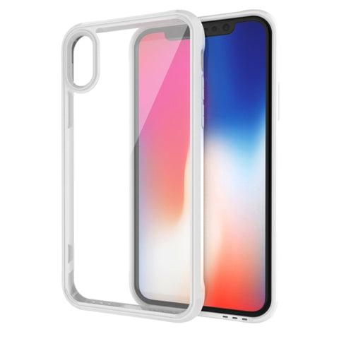 Hybrid Hard PC Soft Bumper Frame Case For iPhone - NESHTRI
