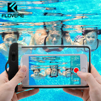 "FLOVEME Waterproof Smartphone Case For Phone Pouch Bag 6.0"" - NESHTRI"