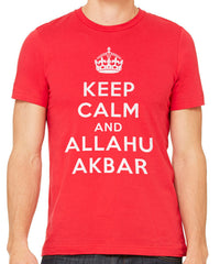 Allahu Akbar Men's T-Shirt