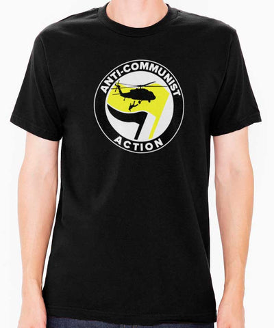 Anti-Communist Action Men's T-Shirt