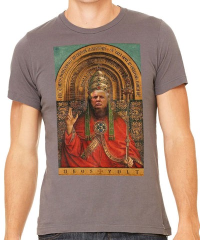 Deus Vult Trump Mens T-Shirt