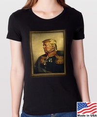 God-Emperor Trump Women's T-Shirt