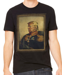 God-Emperor Trump Men's T-Shirt