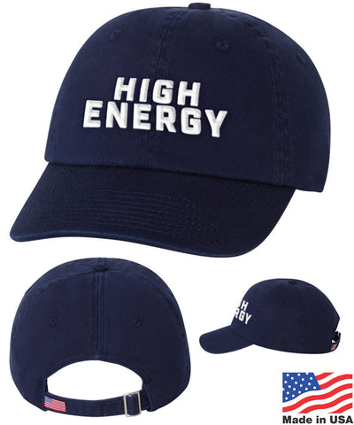 High Energy Dad Hat