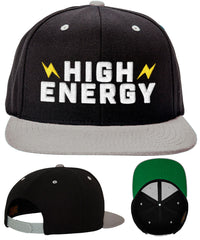 High Energy Two-Tone Snapback Hat
