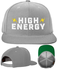 High Energy Snapback Hat