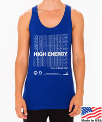 High Energy Men's Tank Top