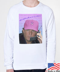 Trump Hotline Men's Sweatshirt