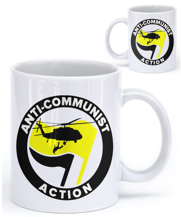 Anti-Communist Action Coffee Mug