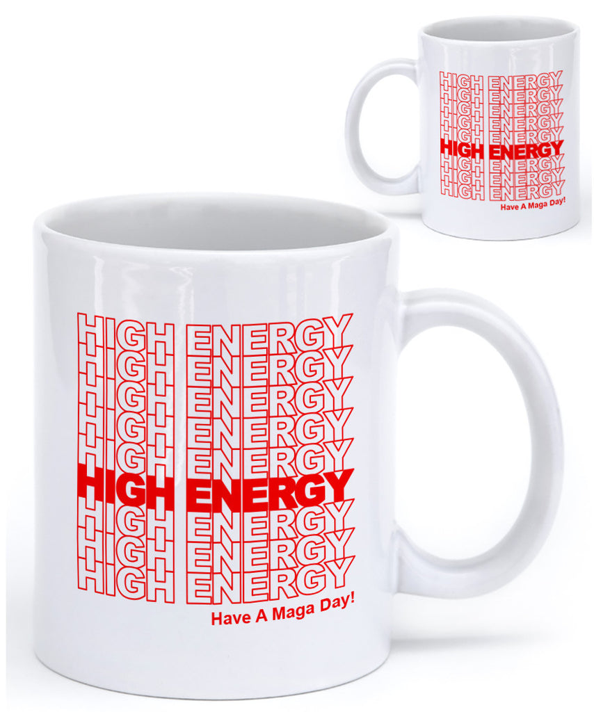 High Energy Coffee Mug