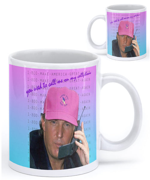 Trump Hotline Coffee Mug