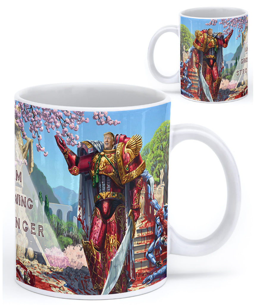 Sakura Bloodbath Coffee Mug