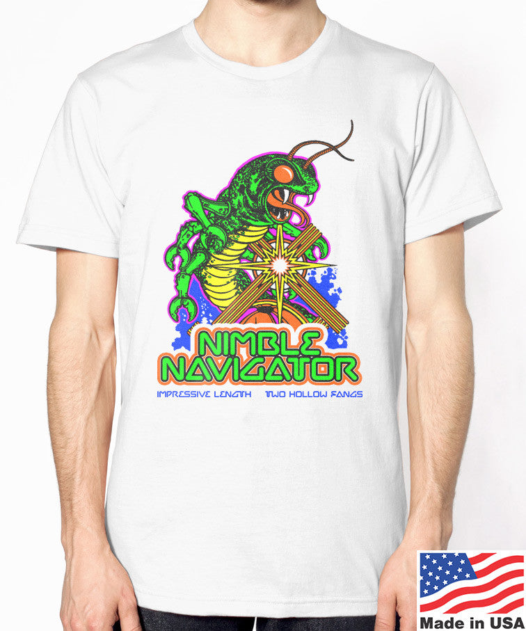 Nimble Navigator Men's T-Shirt